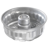 Chicago Metallic 47645 7 1/2 inch Glazed Aluminum Customizable Sand Torte Cake Pan