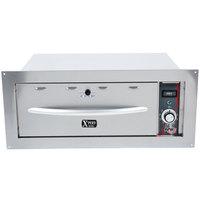 APW Wyott HDDi-3B Built-In 3 Drawer Warmer - 120V