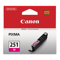 Canon 6515B001 Magenta Inkjet Printer Ink Cartridge