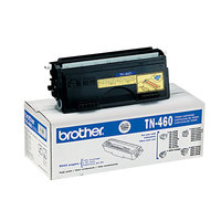 Brother TN460 High-Yield Black Laser Printer Toner Cartridge