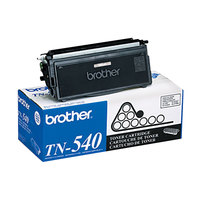 Brother TN540 Black Laser Printer Toner Cartridge