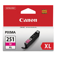 Canon 6450B001 High-Yield Magenta Inkjet Printer Ink Cartridge