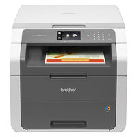 Brother HL-3180CDW Wireless Digital Color All-In-One Laser Printer