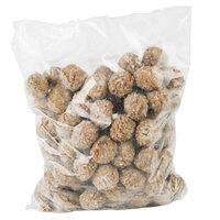 Devault Foods 1 oz. Minute Menu Beef Meatballs - 10 lb.