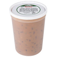 Spring Glen Fresh Foods 5 lb. Chili with Beans   - 2/Case