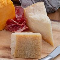 1/4 Wheel Imported Parmigiano Reggiano Cheese - 20 lb. Block
