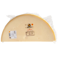 1/4 Wheel Imported Parmigiano Reggiano DOP Cheese - 20 lb. Block
