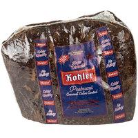 Kohler Super Trimmed Pastrami 5 lb. Piece