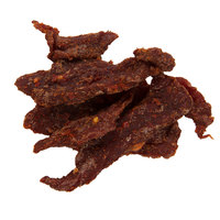 Uncle Mike's Spicy Hot Beef Jerky 2 lb. Bag - 4/Case