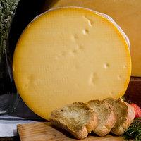 5 lb. Smoked Natural Gouda Cheese Halved