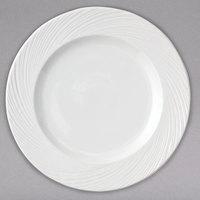 Arcoroc FK764 Candour Cirrus 11 1/2 inch White Porcelain Dinner Plate by Arc Cardinal - 12/Case