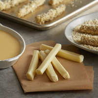 5 lb. Bag Mozzarella String Cheese Sticks - 2/Case