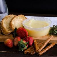 Shenk's Foods 8 oz. Medium Cup Cheese Spread - 12/Case