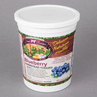 Farmer Rudolph's 32 oz. Blueberry Farmstead Yogurt - 6/Case