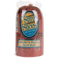 Seltzer's Slim Slices 4.5 lb. Smoke'n Honey Beef Roll
