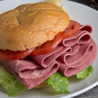 Freda Deli Meats 6.75 Ib. Tender Top Cooked Corned Beef