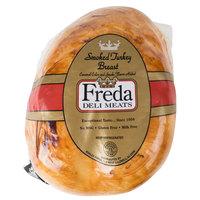 Freda Deli Meats 8 lb. Black Forest Smoked Turkey Breast
