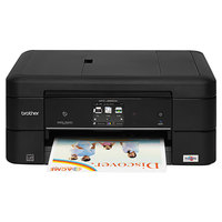 Brother MFC-J885DW Work Smart Wireless Color All-In-One Inkjet Printer