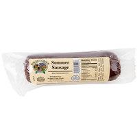 Walnut Creek Foods 12 oz. Beef Summer Sausage   - 12/Case