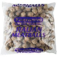 Fontanini Mamma Ranne 0.5 oz. Italian Style Beef / Pork Cooked Meatballs - 10 lb.