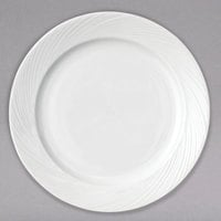 Arcoroc FK768 Candour Cirrus 7 3/8 inch White Porcelain Side Plate by Arc Cardinal - 24/Case