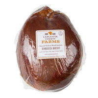 Lancaster County Farms 6 lb. Natural Hickory Wood Smoked Dried Beef