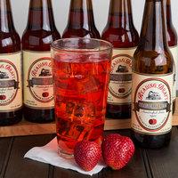 Reading Soda Works 12 oz. Strawberry Cream   - 12/Case