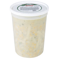 Spring Glen Fresh Foods 5 lb. Chicken Corn Soup   - 2/Case