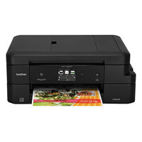 Brother MFC-J985DW Work Smart Color All-In-One Inkjet Printer with INKvestment Cartridges