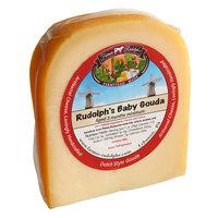 Farmer Rudolph's 8 oz. Baby Gouda Cheese
