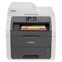Brother MFC-9130CW Wireless All-In-One Laser Printer