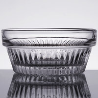 Libbey 15446 Winchester 3 oz. Glass Ramekin - 6/Pack