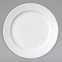 Arcoroc FK767 Candour Cirrus 8 1/2 inch White Porcelain Salad Plate by Arc Cardinal - 24/Case
