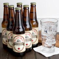 Reading Soda Works 12 oz. Apple Ginger Ale   - 12/Case