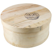 York Valley Cheese Company Druck's 38 lb. Extra Sharp White Cheddar Cheese Wheel