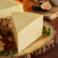 York Valley Cheese Company Druck's 38 lb. Extra Sharp White Cheddar Cheese