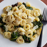 Conte's Pasta Partially Cooked Cheese Tortellini - 10 lb.