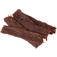Weaver's 1 Ib. Pack Chopped and Formed Turkey Jerky - 4/Case