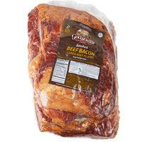 Godshall's Slab 7 lb. Beef Bacon - 2/Case