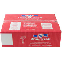 Devault Foods 3 oz. Soy/Beef Burger   - 64/Case