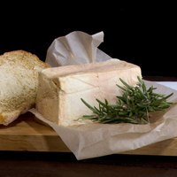 Country Castle 8 oz. Limburger Cheese by Chalet Cheese Co-op - 12/Case