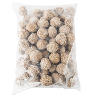 Devault Foods 1 oz. Mrs. DiFillippo's Mild Meatballs - 10 lb.