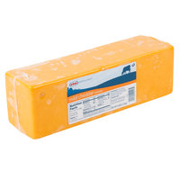 AMPI 5 lb. Yellow Mild Cheddar Cheese