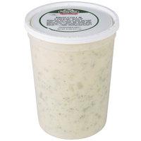 Spring Glen Fresh 5 lb. Foods Broccoli & Cheese Soup   - 2/Case