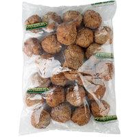 Fontanini Mamma Ranne 3 oz. Italian Style Beef / Pork Cooked Meatballs - 10 lb.