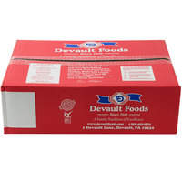 Devault Foods 2 oz. 80/20 Beef Burger - 80/Case