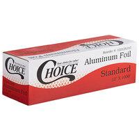 Choice 12 inch x 1000' Food Service Standard Aluminum Foil Roll