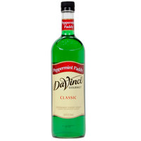 DaVinci Gourmet 750 mL Peppermint Paddy Classic Coffee Flavoring Syrup