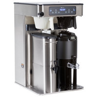 Bunn 52400.0100 ITCB Infusion High Volume Twin Coffee and Tea Brewer - 120/240V