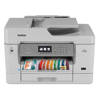 Brother MFC-J6935DW Business Smart Pro Color All-In-One Inkjet Printer with INKvestment Cartridges